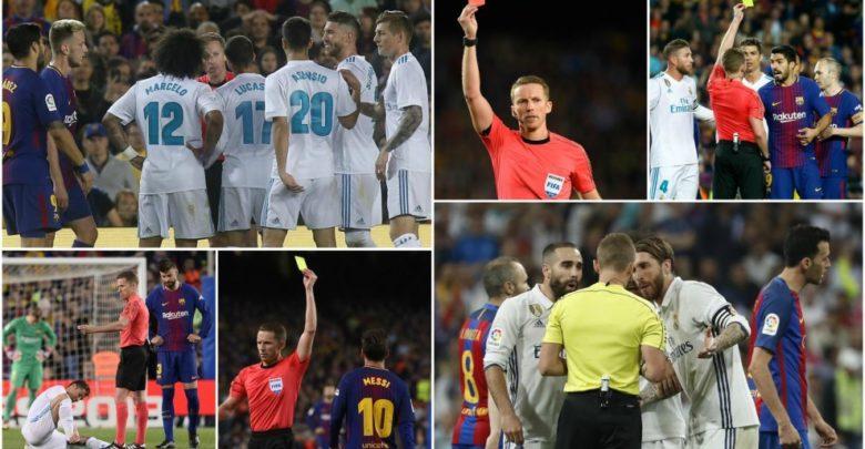 RASMI: Garsooraha dhex-dhexaadin doona kulanka El Clasico ee dhexmari doona Kooxaha Barcelona iyo Real Madrid oo la shaaciyey