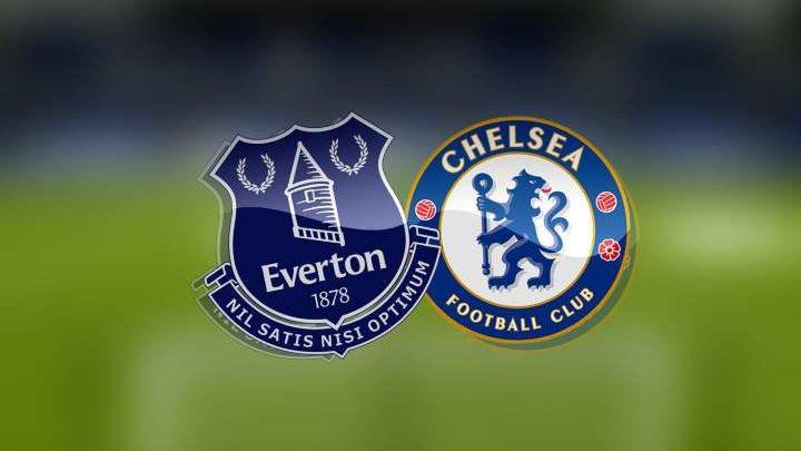Shaxda rasmiga ah kulanka kooxaha Everton Iyo Chelsea ee horyaalka Premier League oo la shaaciyey