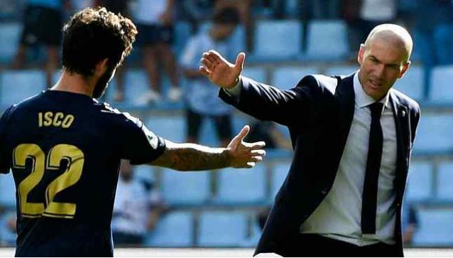 Zidane oo si RASMI ah ugu dhawaaqay liiska xiddigaha kooxda Real Madrid ee ka qeyb galaya kulanka Espanyol