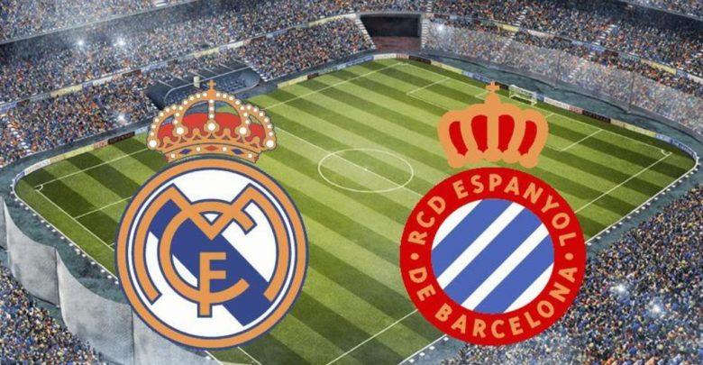 Shaxda rasmiga ah kulanka kooxaha Real Madrid Iyo Espanyol ee horyaalka La Liga oo la shaaciyey