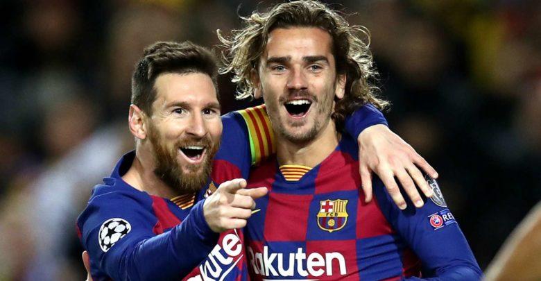 Muxuu ku tilmaamay Antoine Griezmann kabtanka kooxda Barcelona ee Lionel Messi?