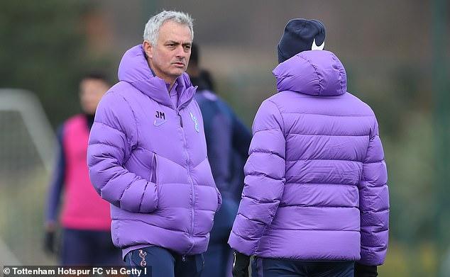 Kooxda Tottenham oo tijaabada caafimaad loo maray… (Booskee ka ciyaaraa xiddiga ku soo biiraya?)