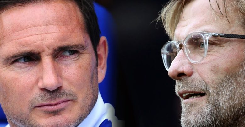 Frank Lampard oo ammaanay wax qabadka kooxda Liverpool uu hoggaaminayo Jurgen Klopp