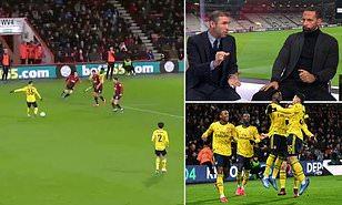 Rio Ferdinand oo muujiyay sida uu ula dhacsan yahay qaab ciyaareedka xiddig ka tirsan Arsenal