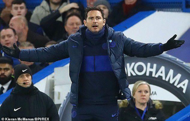 """""""Ninka goolka naga dhaliyay waxay aheyd in la ceyriyo"""" – Frank Lampard"""