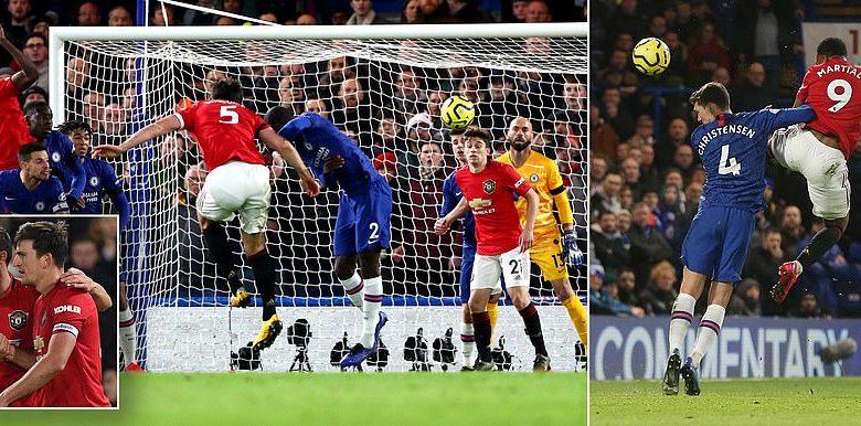 Man United oo guul dahabi ah garoonka Stamford Bridge kaga soo gaartay kooxda Chelsea… +SAWIRRO
