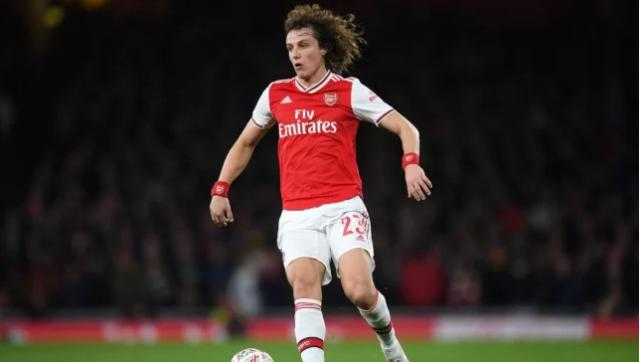 David Luiz oo shaaca ka qaaday xaqiiqada ku aadan wararka sheegaya inuu ka tagayo Arsenal