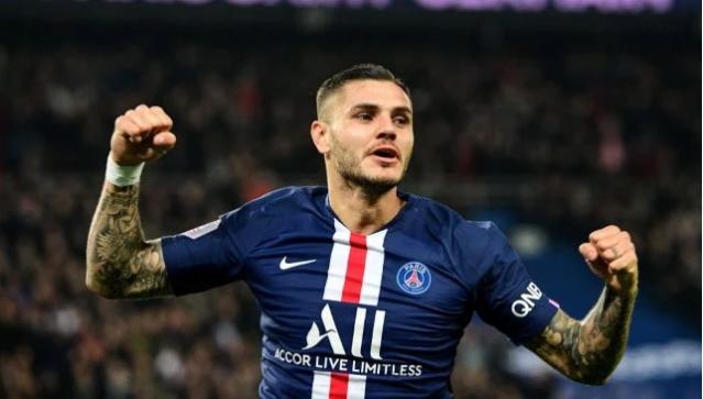 Kooxda Paris Saint-Germain oo go'aamisay heshiiska Mauro Icardi
