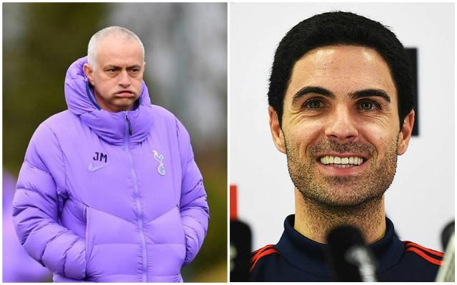 Kooxaha Arsenal iyo Tottenham Hotspur oo ku dagaalamaya saxiixa xiddig ka tirsan Chelsea