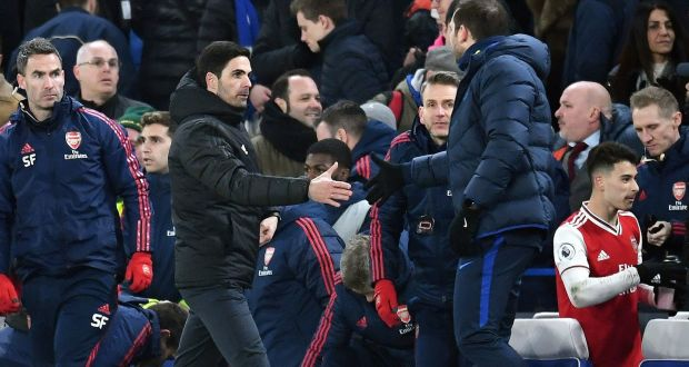 Arsenal oo Manchester United iyo Chelsea kaga horreysa loollanka loogu jiro mid ka mid ah gooldhaliyeyaasha ugu wanaagsan Yurub