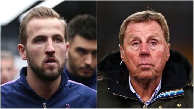 Harry Redknapp oo niyadjab ku riday taageerayaasha Tottenham sababa la xiriira Harry Kane