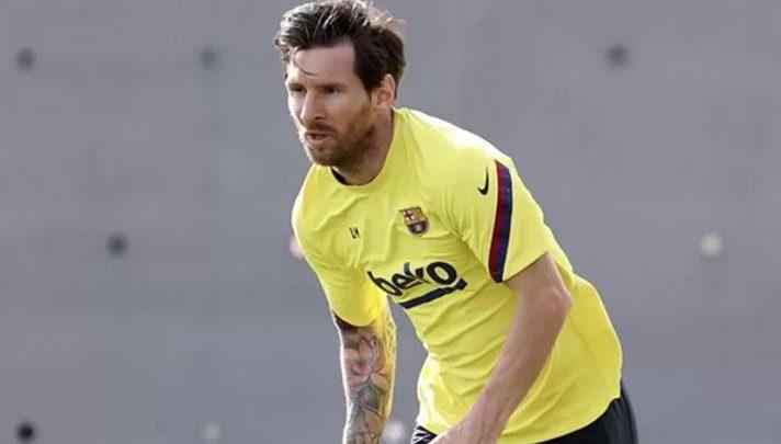 Lionel Messi oo dhaawac ku seegay tababarka iyo warar is qilaafsan oo ka soo baxaya xaaladdiisa