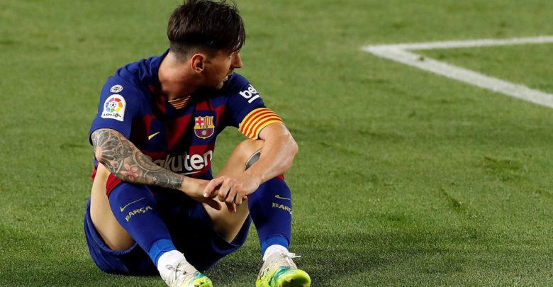 """""""Lionel Messi wuxuu u baahan yahay nasiino"""" – Quique Setien"""