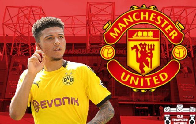 Maxaa ka soo kordhay doonistii Kooxda Manchester United ee Weeraryahanka Borussia Dortmund, Jadon Sancho?