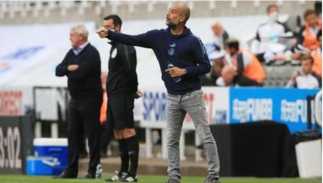 """""""Manchester City waxay dooneysaa inay ku guuleysato Champions League-ga"""" – Pep Guardiola"""