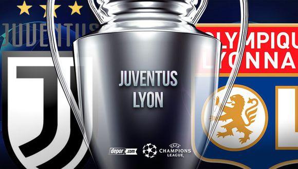 Shaxda rasmiga ah kulanka Champions League ee Kooxaha Juventus iyo Lyon oo la shaaciyay