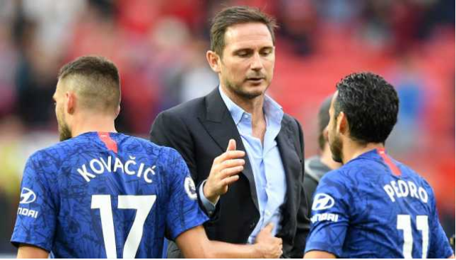 Lampard oo sharaxaad ka bixiyay sababta ka dambeysay guuldarradii Chelsea ka soo gaartay Arsenal kulankii xalay ee Finalka FA Cup-ka