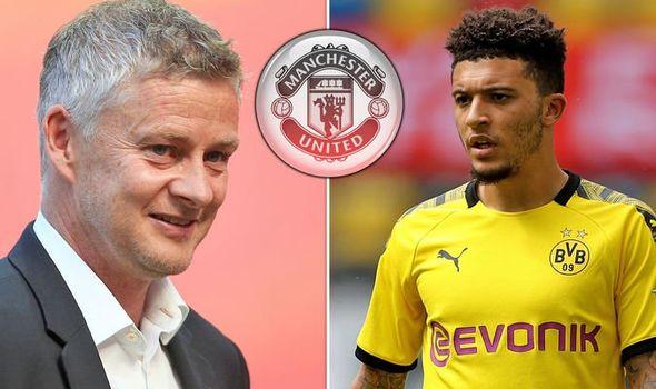 Kaddib go'aankii Borussia Dortmund tababare Solskjær oo ka hadlay go'aankiisa kaga aadan heshiiska Jadon Sancho