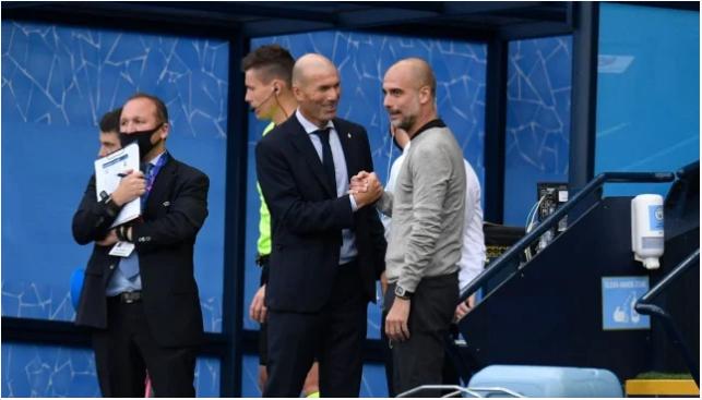 Muxuu ka yiri Zidane kaddib markii ay Man City u soo baxday wareega siddeeda ee tartanka UEFA Champions League?