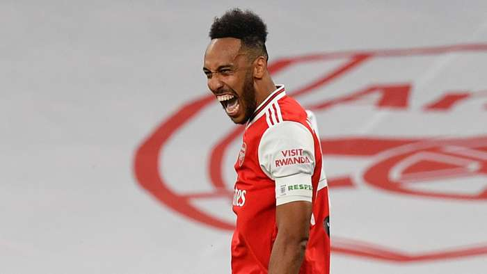 """""""Aubameyang wuxuu go'aansaday inuu ka tago Arsenal"""" – Halyeey kooxda Man United ah"""