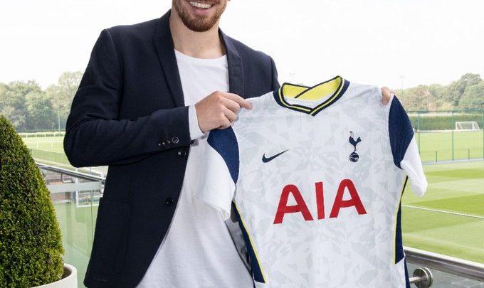 RASMI: Kooxda Tottenham oo dhammaystirtay saxiixa Pierre-Emile Hojbjerg… (Lambarkee ayuu u qaadan doonaa Spurs?)