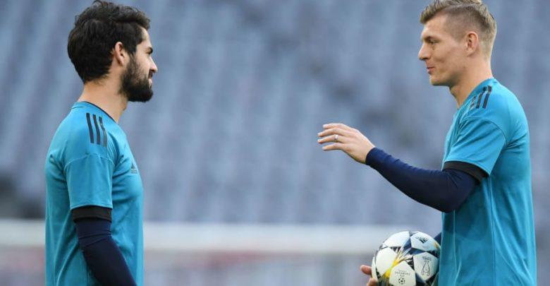 Kooxda Real Madrid oo lacag kaash ah Kroos ama Isco midkood ku dareysa si ay u hesho xiddig ka tirsan Juventus