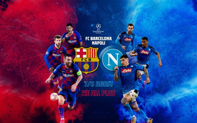 Xaqiiqooyin aad uga baahan tahay inaad ka ogaato kulanka caawa garoonka Camp Nou ku dhexmaraya Barcelona iyo Napoli ee Champions League