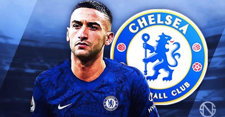 Kaddib Hakim Ziyech, Chelsea oo ku dhow inay la saxiixato xiddig kale ee ka tirsan kooxda Ajax