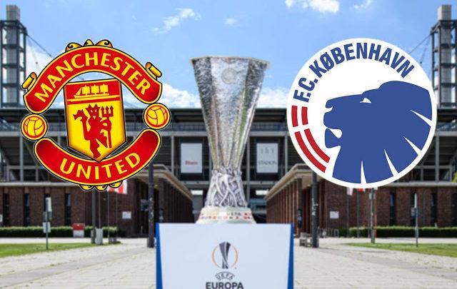 Shaxda rasmiga ah kulanka Europa League ee Kooxaha Manchester United iyo Koebenhavn oo la shaaciyay