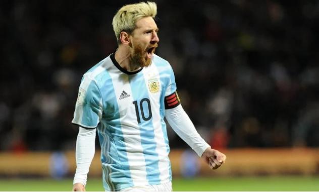 RASMI: Messi oo hoggaaminaya liiska xulka qaranka Argantina ee kulamada isreeb-reebka Koobka Adduunka 2022