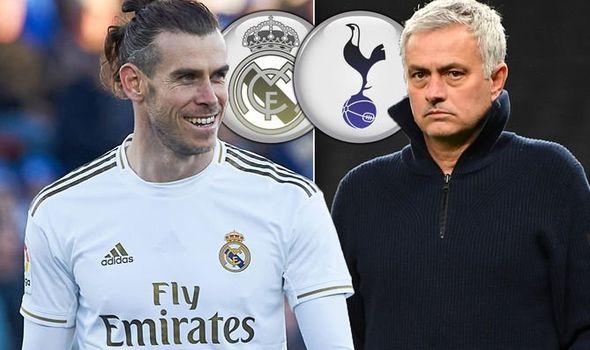Gareth Bale oo dib ugu soo laabtay Tottenham