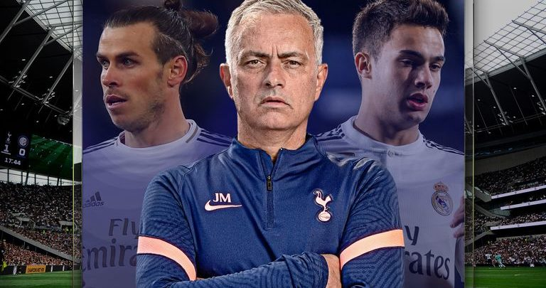 Goorma ayay xiddigaha Real Madrid ee Gareth Bale iyo Sergio Reguilon u duulayaan dalka Ingiriiska si ay ugu biiraan Kooxda Tottenham?