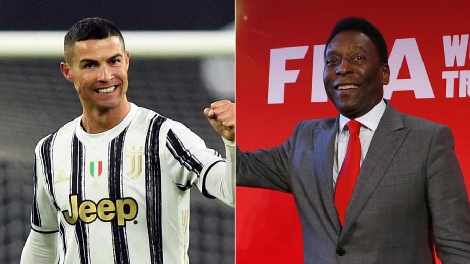 Cristiano Ronaldo oo dhaafay rikoorkii gooldhalineed ee Pele… (Immisa gool  ayuu u baahan yahay si uu u noqdo kan ugu goolasha badan?) – Gool FM