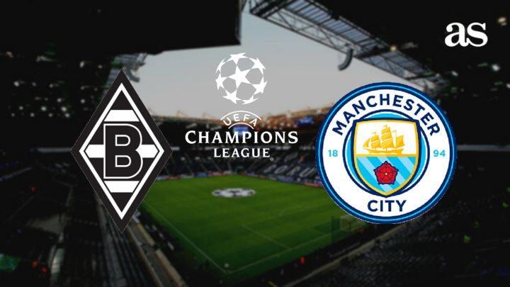 Shaxda rasmiga ah kulanka adag Kooxaha Mönchengladbach iyo Man City ee tartanka UEFA Champions League oo la shaaciyey