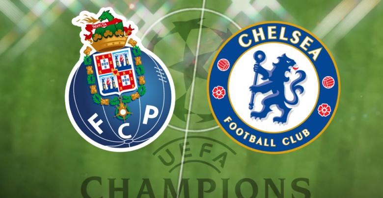 Shaxda rasmiga ah kulanka Kooxaha FC Porto iyo Chelsea ee Champions League oo la shaaciyey